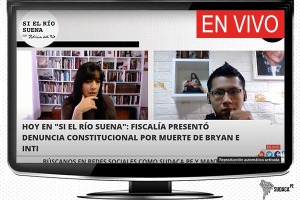 Pacha Sotelo: «Manuel Merino no quiso hacer un acta sobre cómo se actuaría en la protestas»