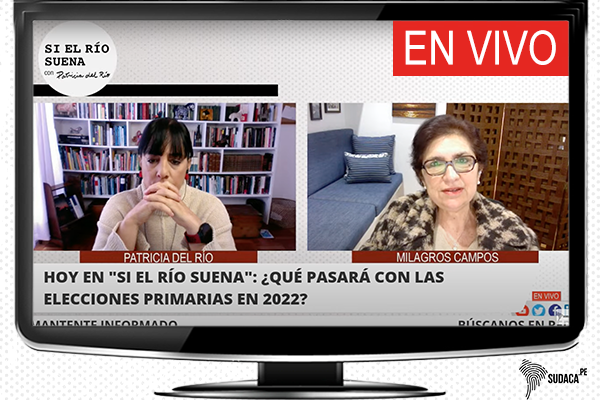 Milagros Campos: «Elecciones primarias serán obligatorias para todos»